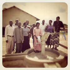 Community benefits from a permanent Source - Borehole or Well