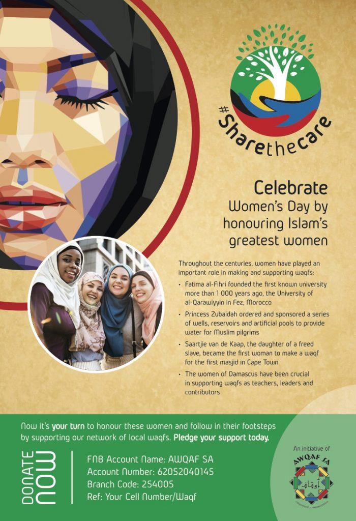 Women in Waqf
