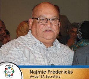 Najmie Fredericks